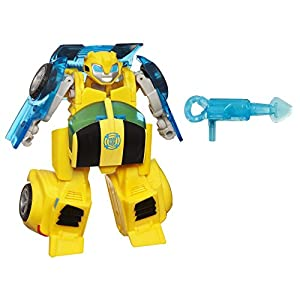 Amazon.com: Playskool Heroes Transformers Rescue Bots Energize Bumblebee: Toys & Games