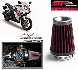 HP Long Cold Air Intake High Performance Air Filter-Honda CBR 250R