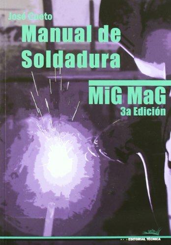 MANUAL SOLDADURA MIG MAG