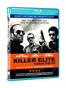 Killer Elite [Blu-Ray + DVD] (Bilingual)
