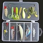 douself 16Pcs Metal Fishing Lure Set...