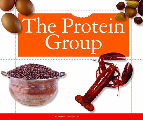 The Protein Group (Healthy Eating With Myplate)