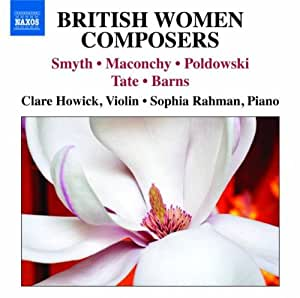 British Women Composers: Works for Violin & Piano
