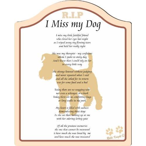 Miss My Dog For Pinterest