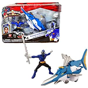 Amazon.com: Bandai Year 2011 Power Rangers Samurai Series ...