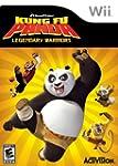 Kung Fu Panda Legendary Warriors - Wii