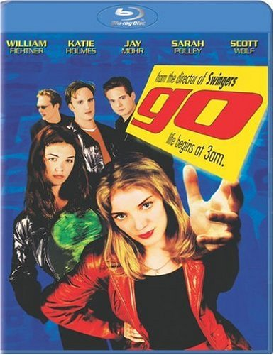 Cover art for  Go [Blu-ray]