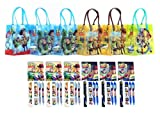 Disney Toy Story Party Favor Stationery Set - 6 Packs (42 Pcs)