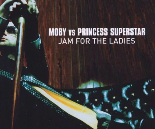 Moby - Jam for the ladies (5 versions, 2003, vs Princess Superstar) / Vinyl Maxi Single [Vinyl 12