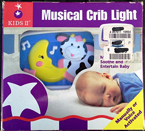 Kids II Musical Crib Light - 1