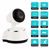 Wireless Baby Monitor, M.Way Video Baby Wifi Monitor HD 720P Remote Home Security Network CCTV IP Camera Night Vision WIFI Webcam