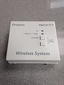 Drayton RF701 Digistat +3RF Thermostat and Receiver