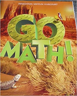 Go Math!: Standards Practice Books Lv 5: HOUGHTON MIFFLIN ...