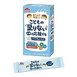 森永 こどもの「足りない」を応援する バニラ&ミルク スティックタイプ 18g×12本