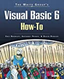 img - for Visual Basic 6 How-To with CDROM (Sams How-To) book / textbook / text book