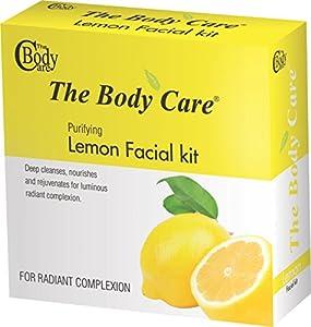 The Body Care Lemon Facial Kit-200g