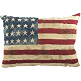 Stars and Stripes Tapestry Cushion