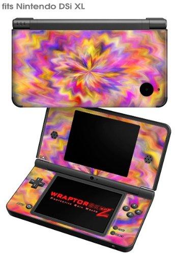 Nintendo DSi XL Skin - Tie Dye Pastel by WraptorSkinz