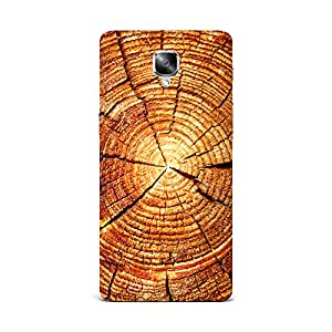 OnePlus 3 Case [Hard Back Cover] Printed Design [Scratchproof + Protective]- Into The Woods Case