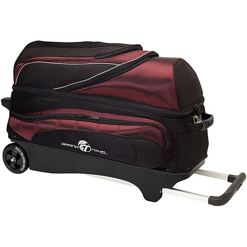 Buy Ebonite Grand Tour Iii Wheeled Bowling Bag 1113329