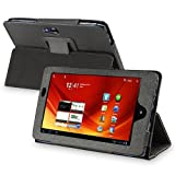Leather Case for Acer Iconia A100, Black