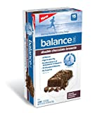 Balance Bar Double Chocolate Brownie, 1.76 oz. Bars 15-Count