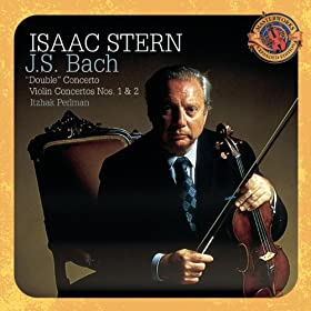 Concerto for Two Violins and Orchestra in D Minor, BWV 1043: III. Allegro [Clean]