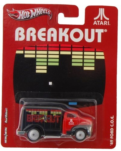 1949 Ford Cab Over Engine (C.O.E.) Truck with Atari BREAKOUT Nostalgia Graphics