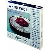 Whirlpool AVM280/1 Tortiera Crisp grande per forno a microonde