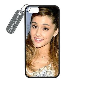 Amazon.com: CASECOCO(TM) Ariana Grande Designed Iphone 5 5s Cases
