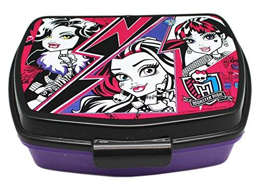 1 X Monster High Sandwich Box