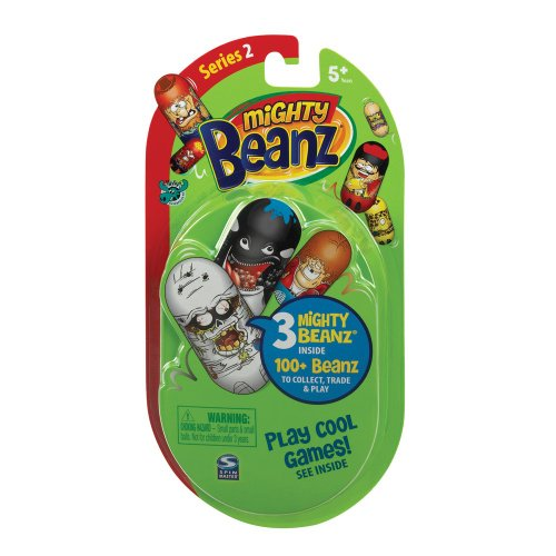 Mighty Beanz 10001007 Mighty Beanz Collection