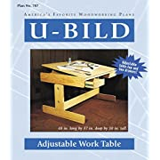 Drafting Work Table Plans