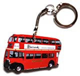 London Bus Harrods Keyring - LS15