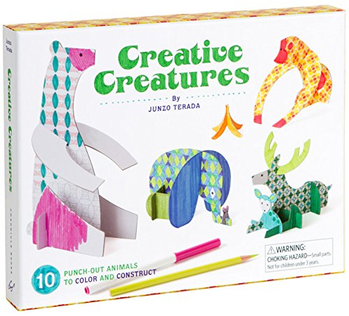 Creative Creatures (Stationery)
