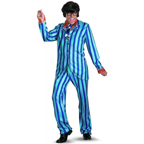 WMU Austin Powers Carnaby Suit 50-52