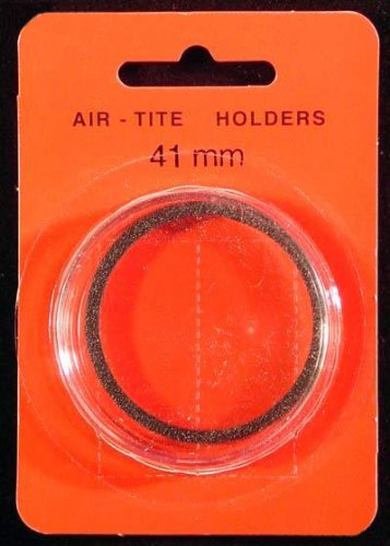Air-Tite Coin Capsule 41mm