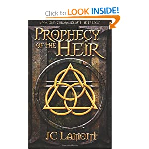 Prophecy of the Heir - at Amazon.com