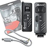 Aputure Coworker Wireless Remote Shutter Release for Nikon Cameras Cameras (Such as: D5000, D7100 ) - 3N Connection (Replaces Nikon's MC-DC2)
