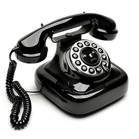 Telefono cordless sitel 40050t retro 39 telephone - Cordless di design ...