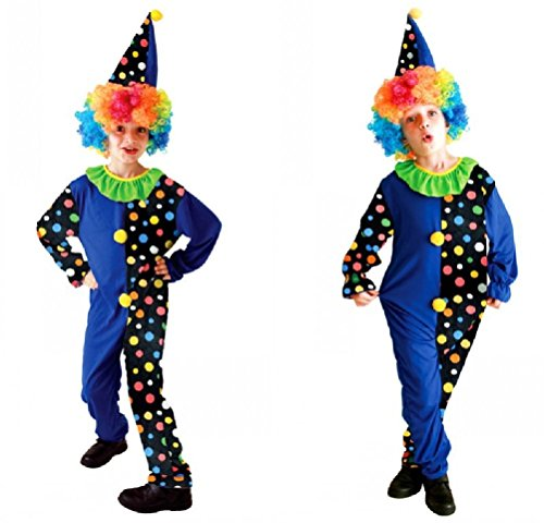 Purplebox Children Cosplay Halloween Costume Party Clown Mask Service