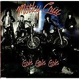 Mötley Crüe Girls girls girls (1987) [VINYL]