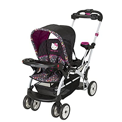 Baby Trend Hello Kitty Sit N Stand Ultra Stroller, Pinwheel by Baby Trend that we recomend individually.