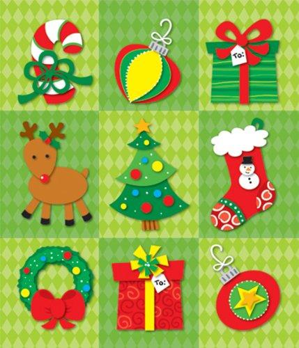Carson Dellosa Christmas Prize Pack Stickers (168047) - 1