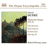 ?uvres pour orgue (Volume 12)