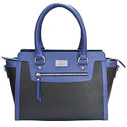 Cross Women's Galicia Evening hand Bag - Blue/black