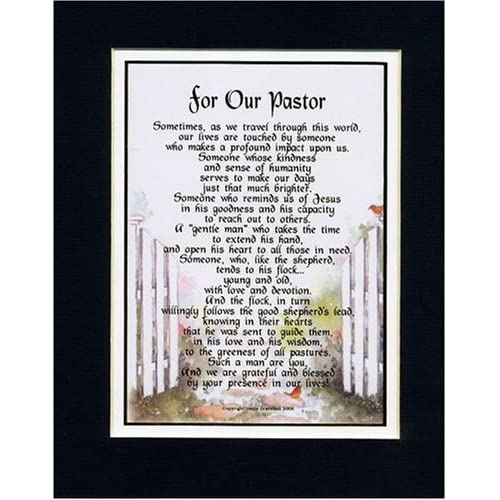 Find Poems For Pastors Appreciation Pictures to Pin on ...