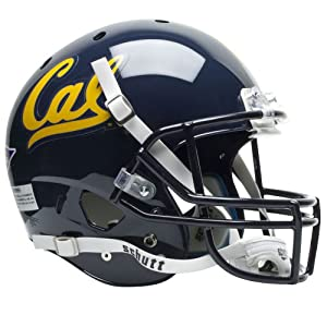 NCAA California Golden Bears Replica XP Helmet by Schutt
