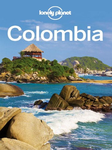 Lonely Planet Colombia (Travel Guide) by Lonely Planet, Kevin Raub, Alex Egerton, Mike Power
