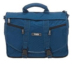 Tenba Messenger: Small Photo/Laptop Bag (Navy Blue)